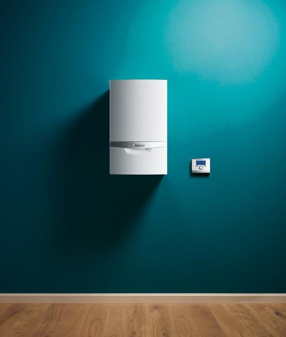 Chaudière à condensation au gaz ecoTEC plus avec 5 ans de garantie