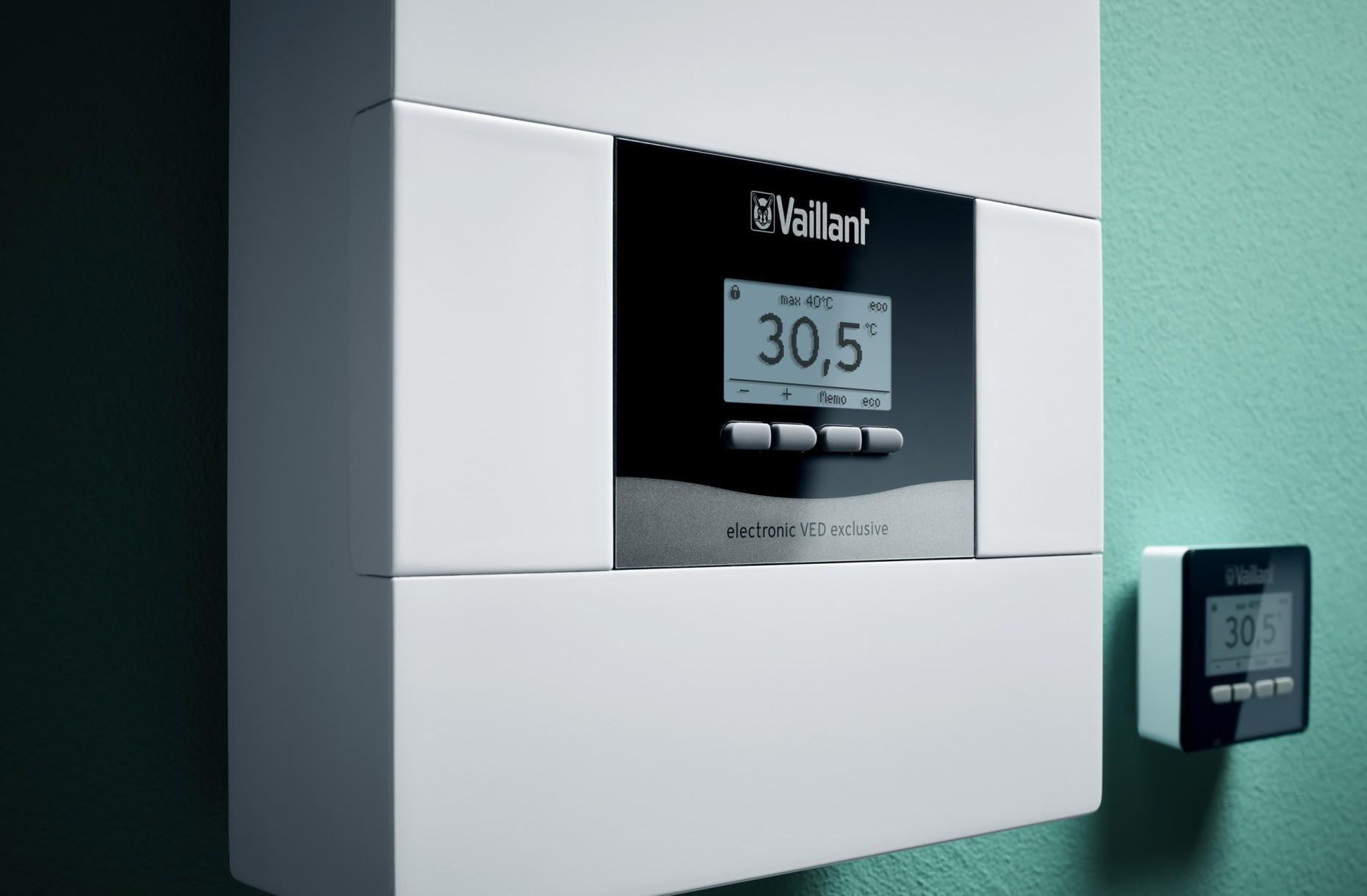 Vaillant électronique chauffe-eau Electronic ved par E 18 21 24//7b