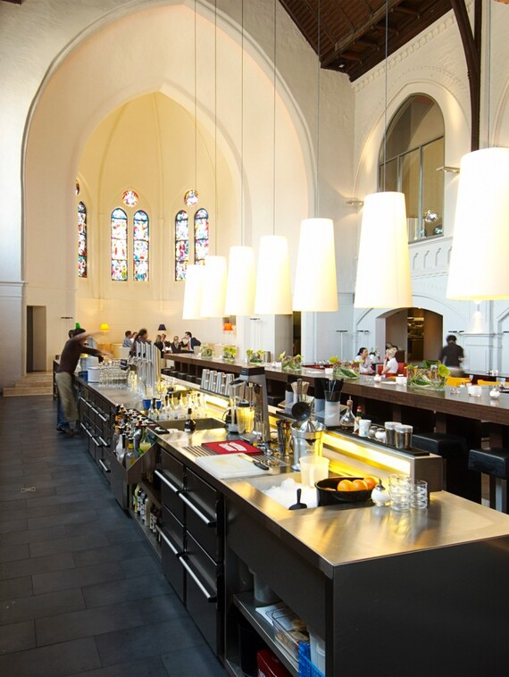 Bar in de Martini Kerk