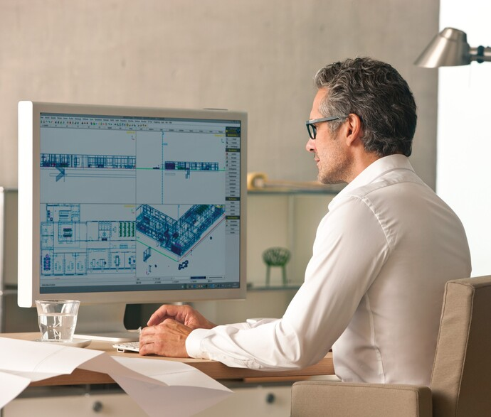 Plug-in CAD van Vaillant, perfect voor architects