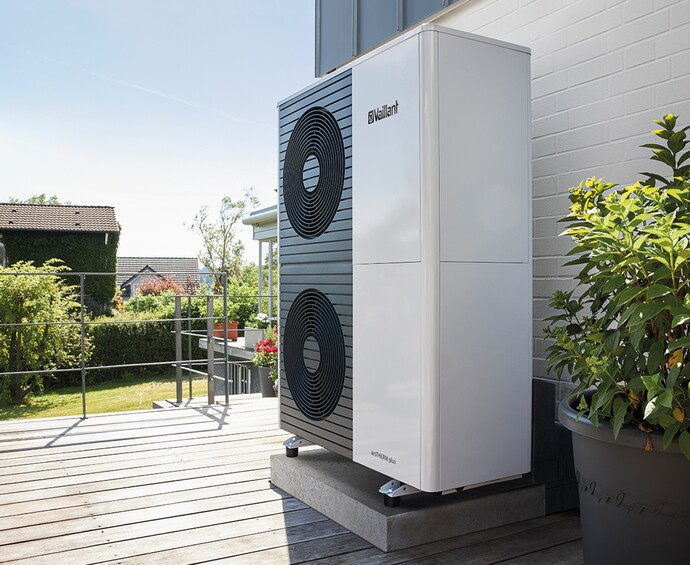 aroTHERM plus lucht/water-warmtepomp