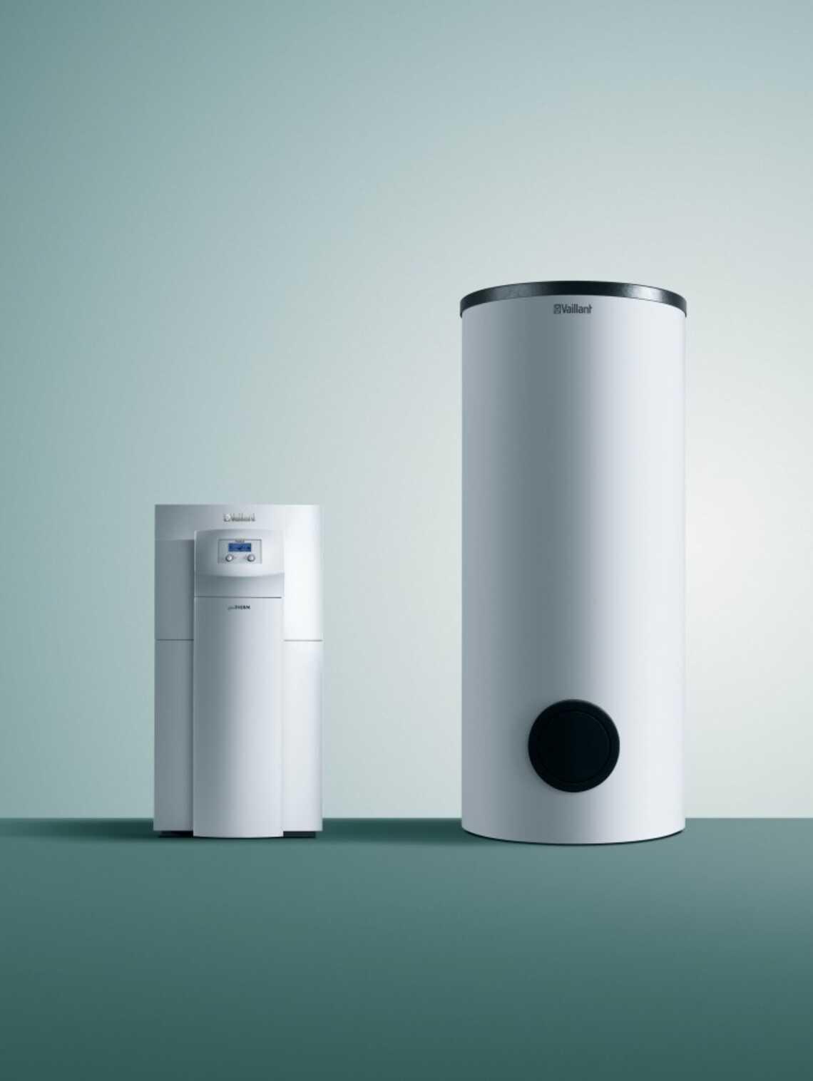 pompes chaleur sol eau geotherm vws 6 17 kw vaillant. Black Bedroom Furniture Sets. Home Design Ideas