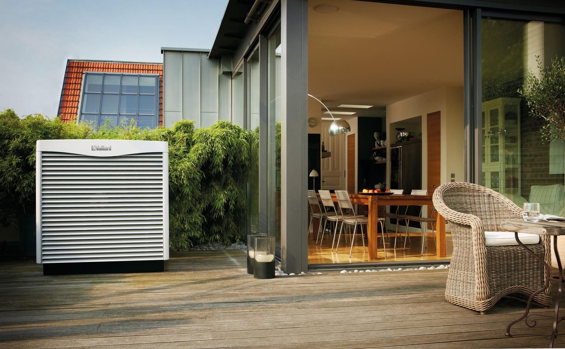 Arocollect buiteneenheid voor lucht water warmtepompen vaillant - Geintegreerde bibliotheek ...