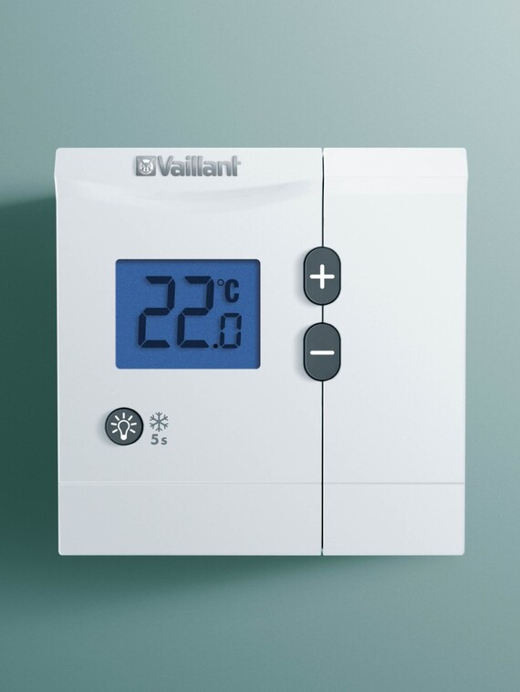 Thermostat d'ambiance calorMATIC VRT 35
