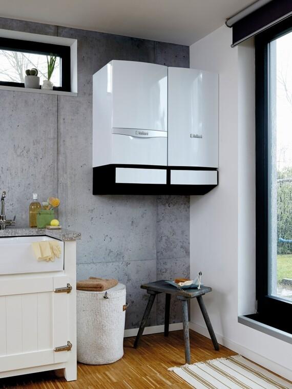 Chaudi res murales condensation au gaz ecotec plus for Chaudiere murale gaz avec eau chaude sanitaire instantanee