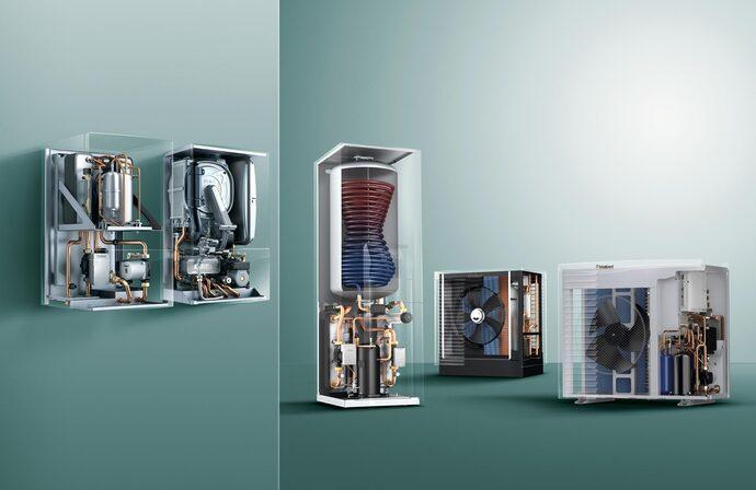 comparaison des technologies quel syst me de chauffage choisir vaillant. Black Bedroom Furniture Sets. Home Design Ideas