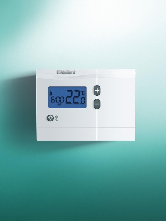 Thermostat d'ambiance calorMATIC VRT 250(f)