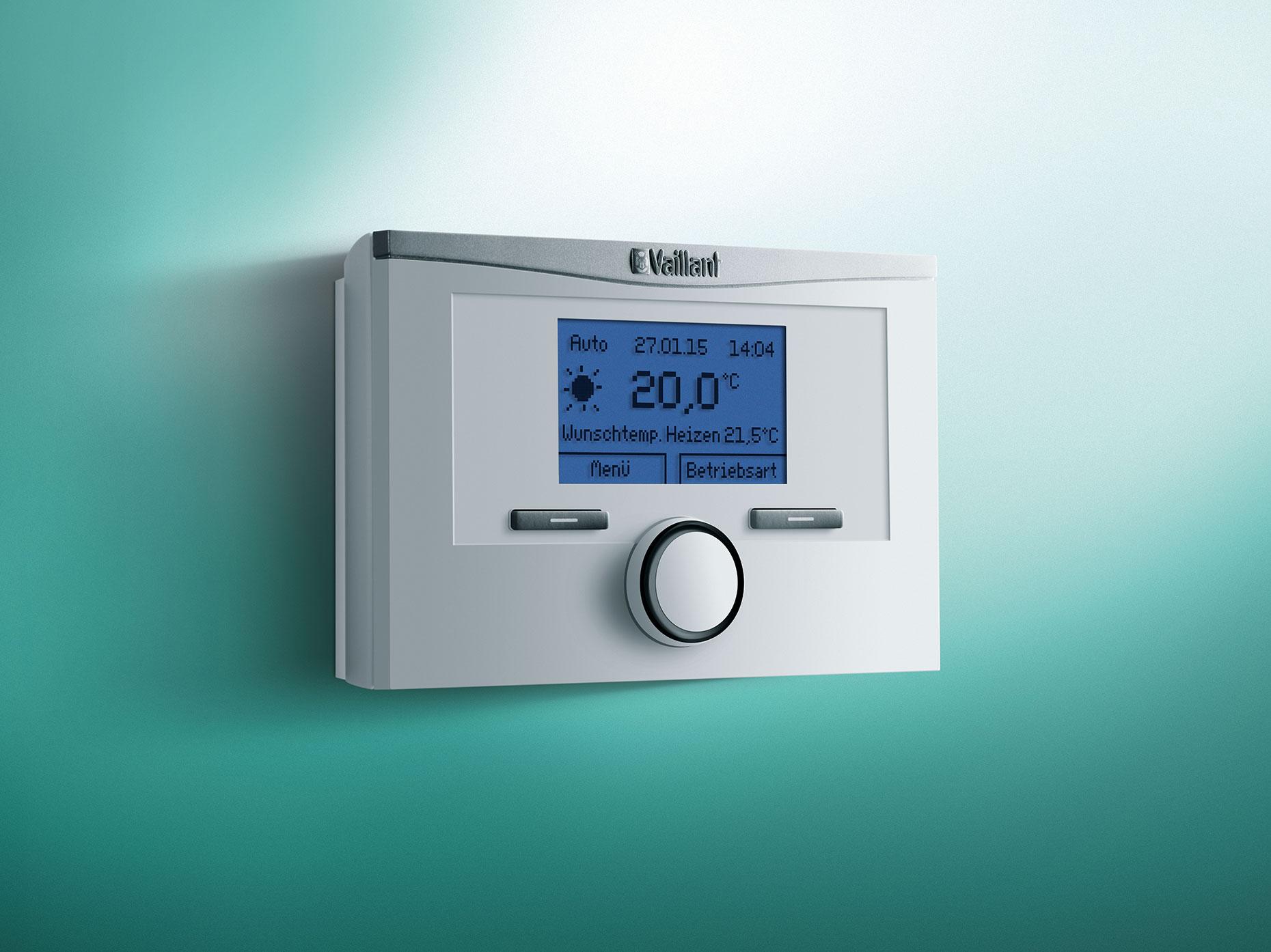 thermostat modulant calormatic vrt 332 vaillant. Black Bedroom Furniture Sets. Home Design Ideas