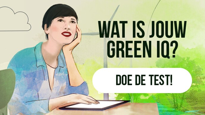 Bereken jouw Green iQ: doe de test!