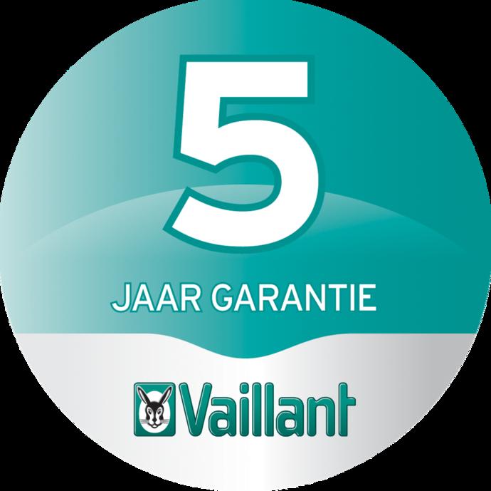 5 jaar garantie op onze condensatiegaswandketels ecoTEC plus en ecoTEC exclusive met Green iQ