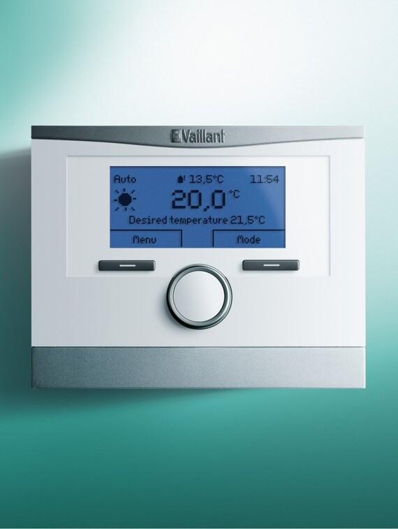 Régulateur climatique à sonde extérieure multiMATIC VRC 700