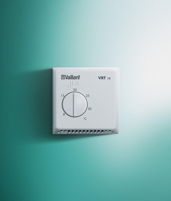 Kamerthermostaat zonder klok VRT 15