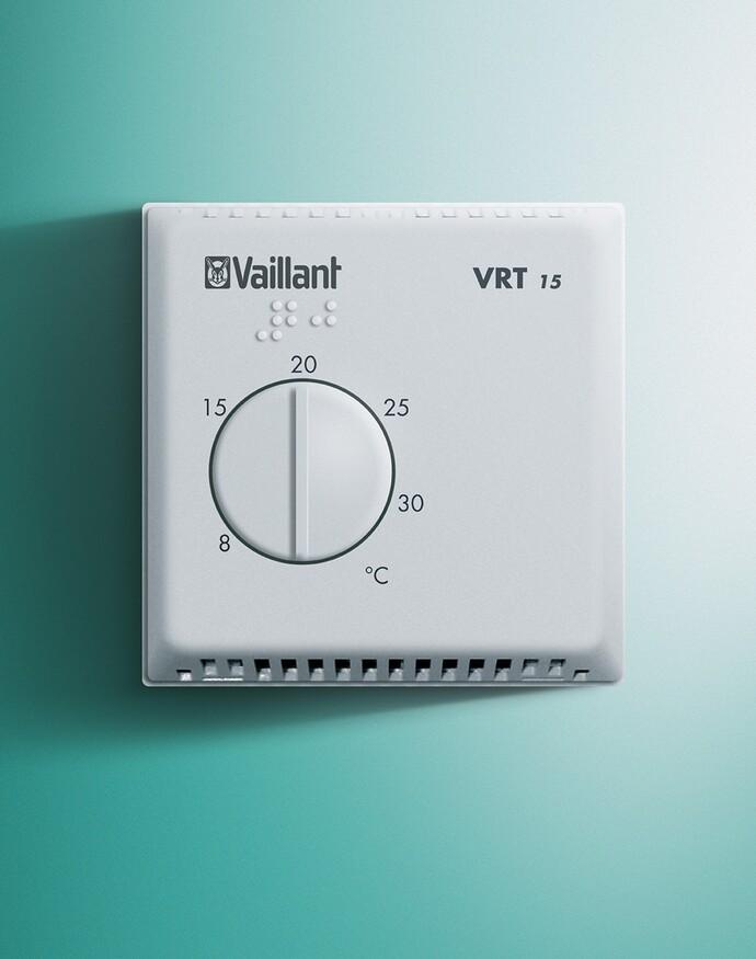 VRT 15 aan/uit-thermostaat