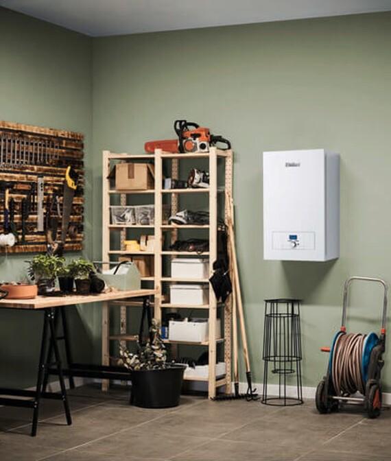 La chaudière murale électrique eloBLOCK : la solution idéale pour votre résidence secondaire