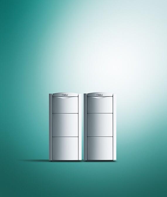 Condensatievloerketel op gas ecoVIT exclusiv