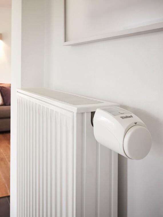 Individuele temperatuur per kamer