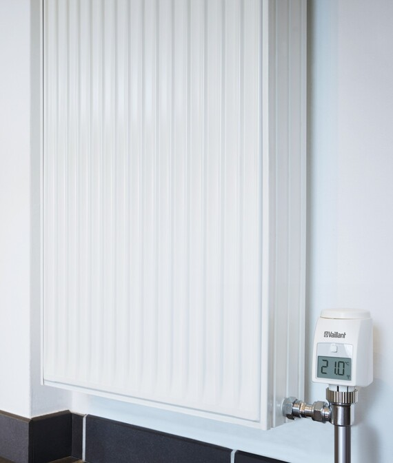 Mogelijkheid tot het instellen van 6 verschillende verwarmingstijden per kamer