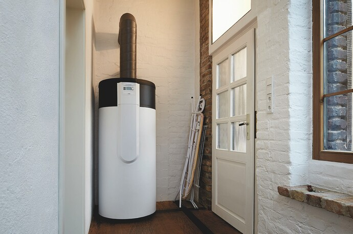aroSTOR warmtepompboiler