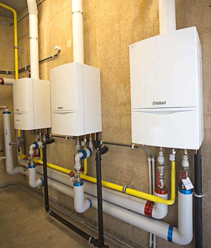 Aircoplus installeert normaal grote installaties op grotere sites, van 1.000 kilowatt, 1 megawatt en meer.